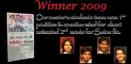 Creative Mind Winner 2009