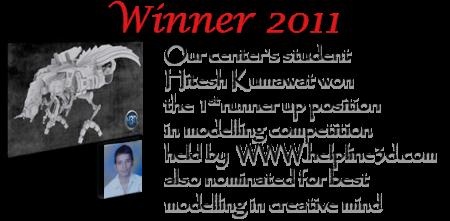 Creative Mind Winner 2011